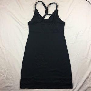a99577b92cd57f Merrell Dresses | Black Strappy Lily Dress Small | Poshmark